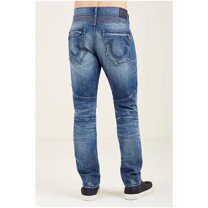True Religion Jeans - True Religion Men's Rocco Skinny Moto Jeans